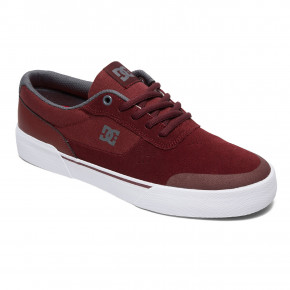 Go to the product Sneakers DC Switch Plus S burgundy 2019