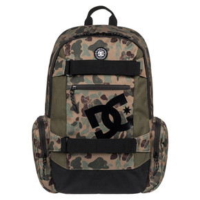 Go to the product Backpack DC The Breed duck camo 2017