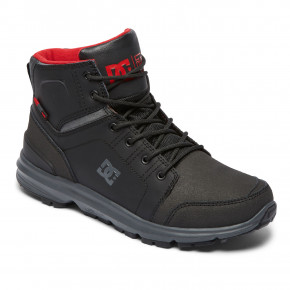 Go to the product Winter shoes DC Torstein black/grey/red 2018