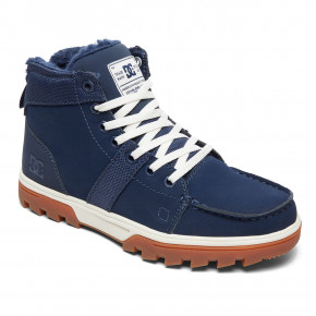 Go to the product Winter shoes DC Wms Woodland navy/navy 2018