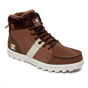 Go to the product Winter shoes DC Woodland chocolate brown 2019