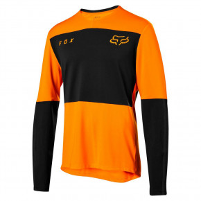 Go to the product Jersey Fox Defend Delta Ls atomic orange 2019