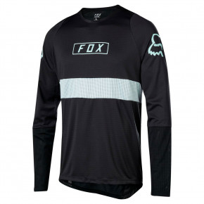 Go to the product Jersey Fox Defend Ls Fox black 2019