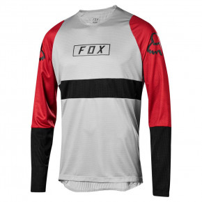 Go to the product Jersey Fox Defend Ls Fox steel grey 2019