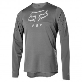 Go to the product Jersey Fox Flexair Delta Ls grey vintage 2019