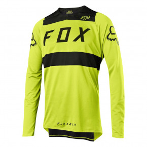 Go to the product Jersey Fox Flexair Jersey yellow/black 2018
