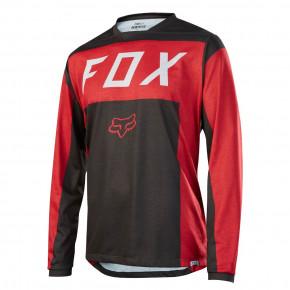 Go to the product Jersey Fox Indicator Ls Moth red/black 2017