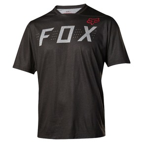 Go to the product Jersey Fox Indicator Ss Jersey heather black 2017