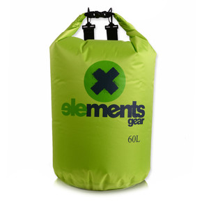 Przejść do produktu Torba nieprzemakalna Element Gear Expedition 60L lime 2019