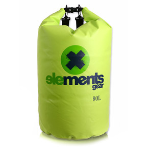 Przejść do produktu Torba nieprzemakalna Element Gear Expedition 80L lime 2019