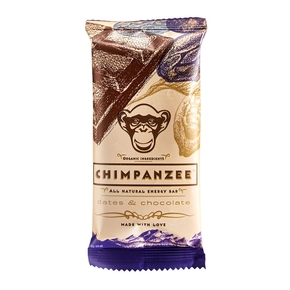 Prejsť na produkt Chimpanzee Energy Bar Dates/chocolate