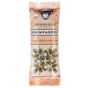 Go to the product Chimpanzee Energy Bar chocolate & espresso