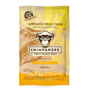 Go to the product Chimpanzee Energy Bar gunpowder drink