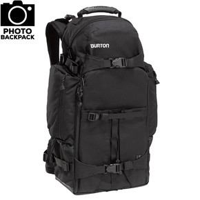 Go to the product Photo backpack Burton F-Stop true black 2019/2020
