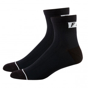 "Go to the product Bike socks Fox 4"" Trail black 2019"