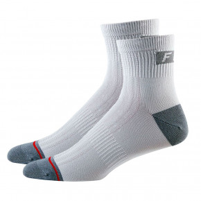 "Go to the product Bike socks Fox 4"" Trail steel grey 2019"