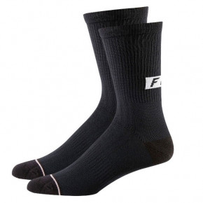 "Go to the product Bike socks Fox 6"" Trail black 2019"