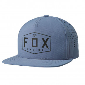 Go to the product Cap Fox Crest Snapback blue steel 2020