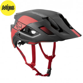 Go to the product Helmet Fox Flux Mips Conduit cardinal 2019