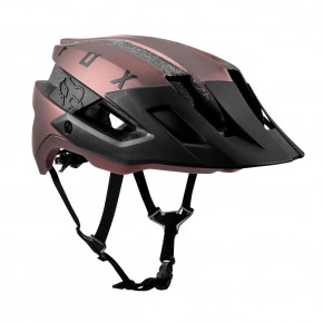 Go to the product Helmet Fox Flux Solid black iridium 2019