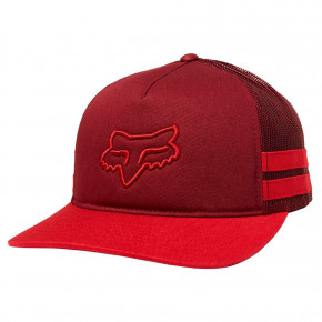Go to the product Cap Fox Head Trik Trucker cranberry 2019