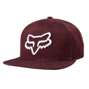 Go to the product Cap Fox Instill Snapback cardinal 2018