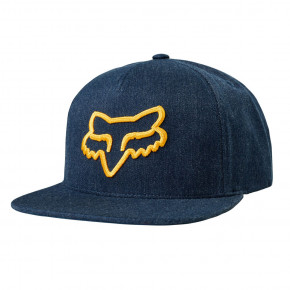 Go to the product Cap Fox Instill Snapback navy 2018