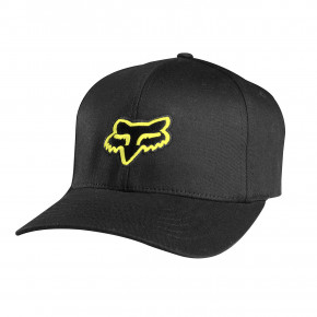 Go to the product Cap Fox Legacy Flexfit black/yellow 2020