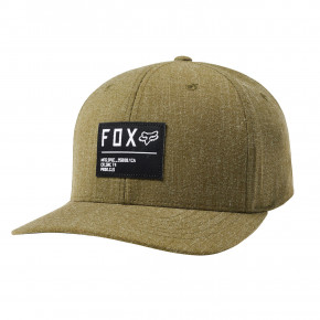 Go to the product Cap Fox Non Stop Flexfit olive green 2019
