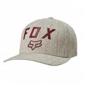 Go to the product Cap Fox Number 2 Flexfit heather grey 2020