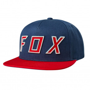 Go to the product Cap Fox Posessed Snapback navy 2018