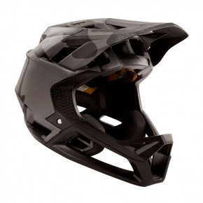 Go to the product Helmet Fox Proframe black/camo 2019