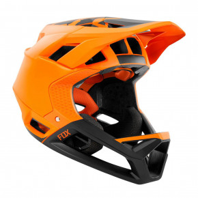 Go to the product Helmet Fox Proframe Matte atomic orange 2019