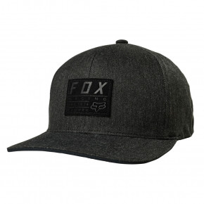 Go to the product Cap Fox Trdmrk 110 Snapback black 2018