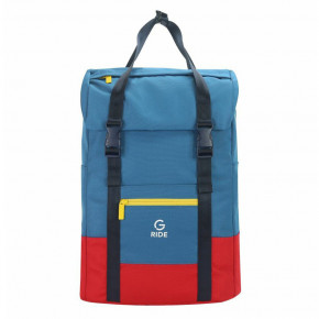 Go to the product Backpack G.ride Arthur navy/yellow 2020/2021