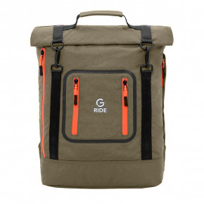 Go to the product Backpack G.ride Balthazar kaki 2020/2021
