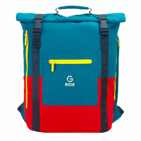 Go to the product Backpack G.ride Balthazar navy/yellow 2020/2021