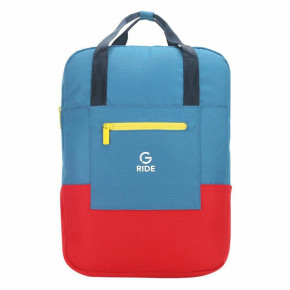Go to the product Backpack G.ride Diane navy/yellow 2020/2021