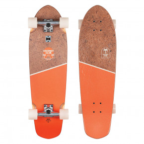 Go to the product Longboard Globe Big Blazer coconut/mandarin 2020