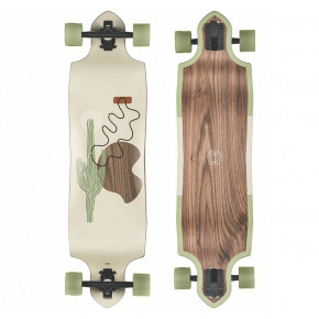 Go to the product Longboard Globe Geminon Micro-Drop walnut/cacti 2020