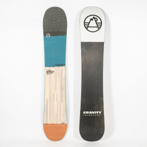 Go to the product Used snowboard Gravity Apollo 2020/2021