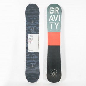 Go to the product Used snowboard Gravity Bandit 2020/2021