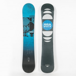 Go to the product Used snowboard Gravity Cosa 2020/2021