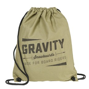 Go to the product Backpack Gravity Jeremy Cinch Bag canvas 2016/2017