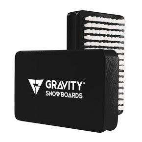 Go to the product Gravity Wax Brush black/white 2018/2019