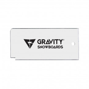 Go to the product Gravity Wax Scraper clear 2020/2021