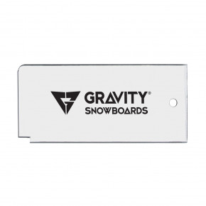Go to the product Gravity Wax Scraper clear 2018/2019