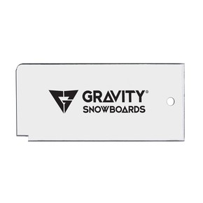 Go to the product Gravity Wax Scraper white 2017/2018