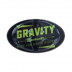 Przejść do produktu Grip Gravity Jeremy Mat black/lime 2017/2018