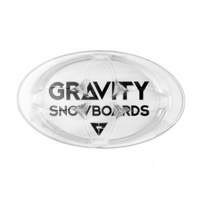 Go to the product Stomp Pad Gravity Logo Mat clear 2018/2019